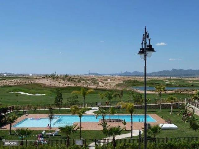 Apartment, 2 bedrooms, Golf Resort, Murcia
