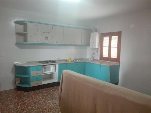 Casa rural de 2 dormitorios - El Burgo - Haus