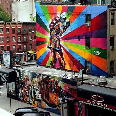 ☆Chelsea Highline☆ - New York - Apartment