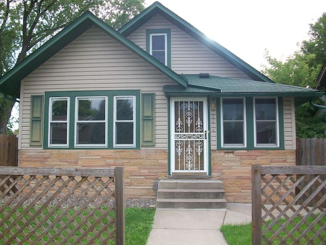 Super Bowl Weekend Home Rental - Minneapolis - Hus