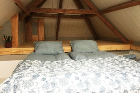 Bed & Bike 'logeren in de oude kosterwoning'