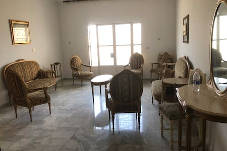 Private Family Apartment in the heart of Sidon