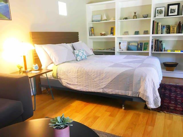 DowntownSan Rafael WestEnd Cottage-Convenient,Cozy