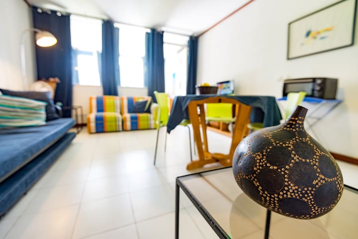 Comfortable 1BD Apartment • WiFi · 2min to Marina - Quarteira