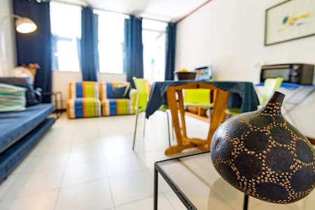 Comfortable 1BD Apartment • WiFi · 2min to Marina - Quarteira - Daire