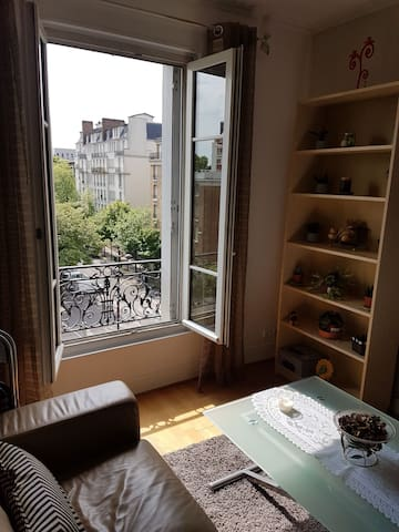 Cosy flat in Paris
