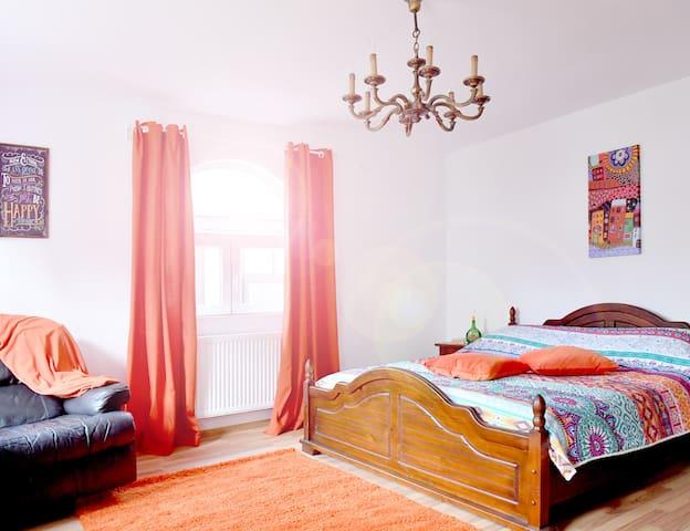 Căsuța cu lavandă - Câmpulung - House