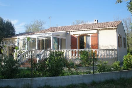 Loue maison salles sur verdon - Les Salles-sur-Verdon - Dom
