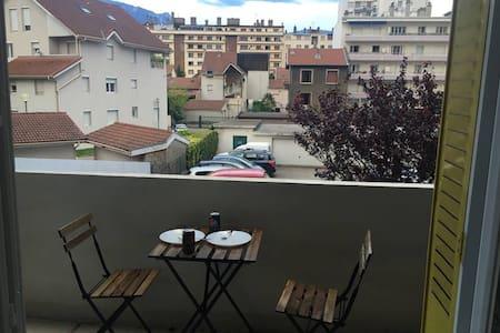 Charmant Studio 24m2 avec balcon - Condominium