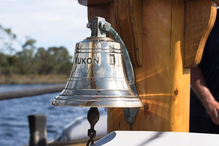 Yukon's bell : )