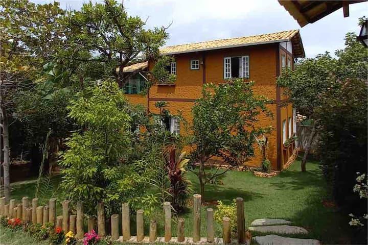 Chalé na Serra do Cipó (Ótima Localização!)