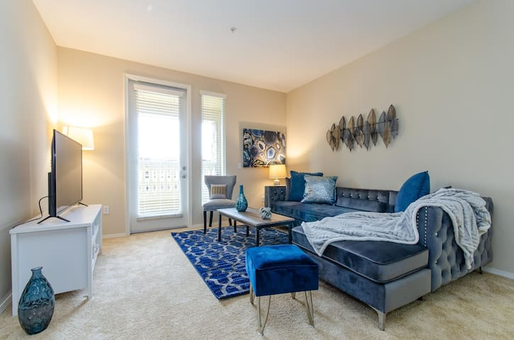 BEAUTIFUL 2Bed/2Bath - 5 MIN FROM DISNEYLAND+5BEDS