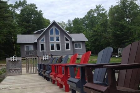 Tranquil Muskoka Waterfront Cottage Nine Mile Lake