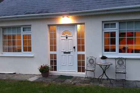 Self contained garden apartment - Portlaoise - Almhütte