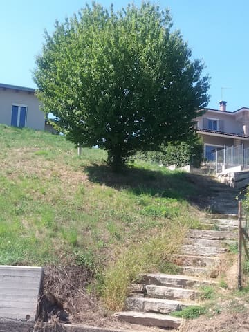 Mini alloggio in Villa - Piozzo - Flat