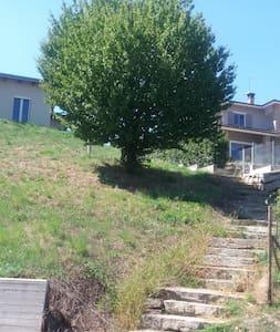 Mini alloggio in Villa - Piozzo - Apartamento