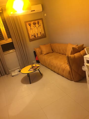 Affordable apt' by the beach in most luxury area