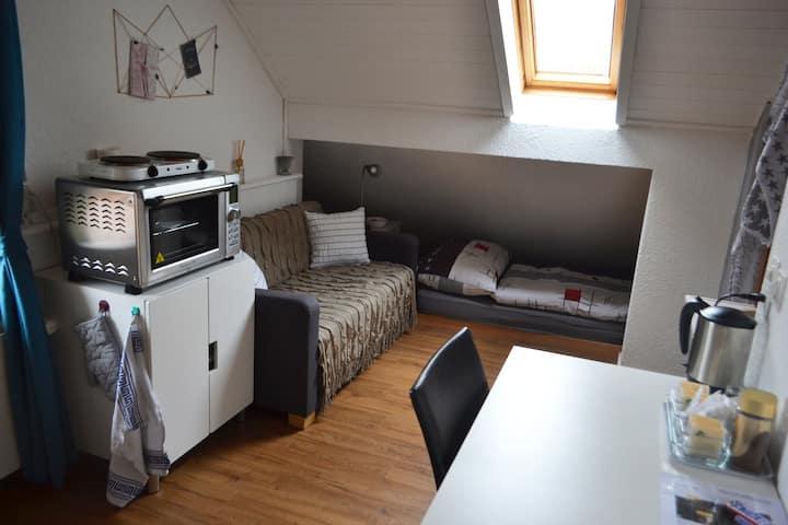 Klein aber fein - Zimmer ruhig, zentral, ländlich
