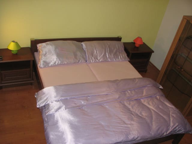 Prostorný byt v atraktivní oblasti - Zašová - Apartamento