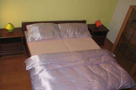 Prostorný byt v atraktivní oblasti - Zašová - Apartament