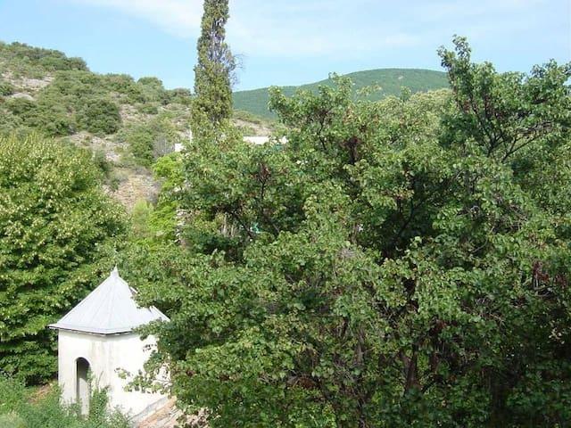 Maison de charme en Drôme provençale