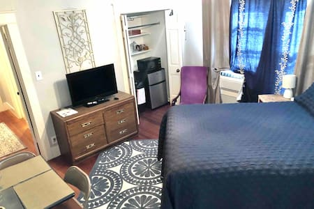 Cosy bed/bath near Hospital, HSU, ACU & Downtown.