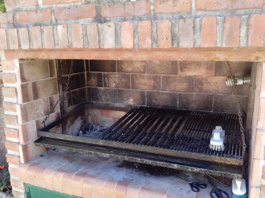 Barbecue time!