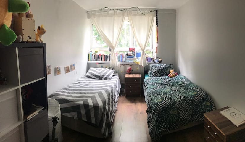 ***DOUBLE ROOM TO SHARE IN CENTRAL LONDON***