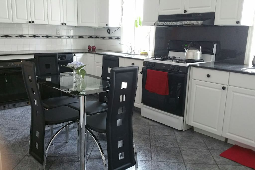 2 Ovens, 2 Sinks, Dishwasher, and MORE!