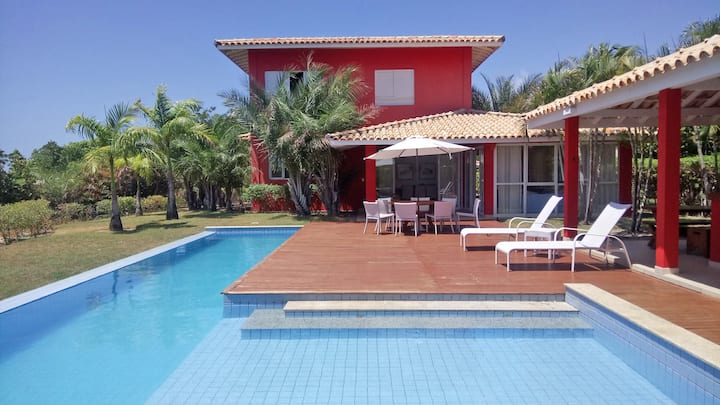 4 bedrooms house at Costa do Sauípe