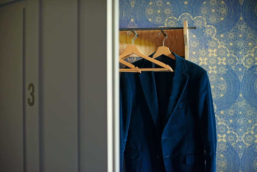 Bespoke wardrobes in every room