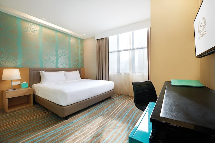 DELUXE ROOM BY SUPERB UPLINE