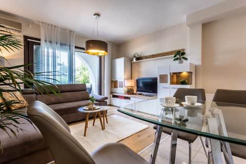 Apartment VILLA VITA  center 150m to the sea