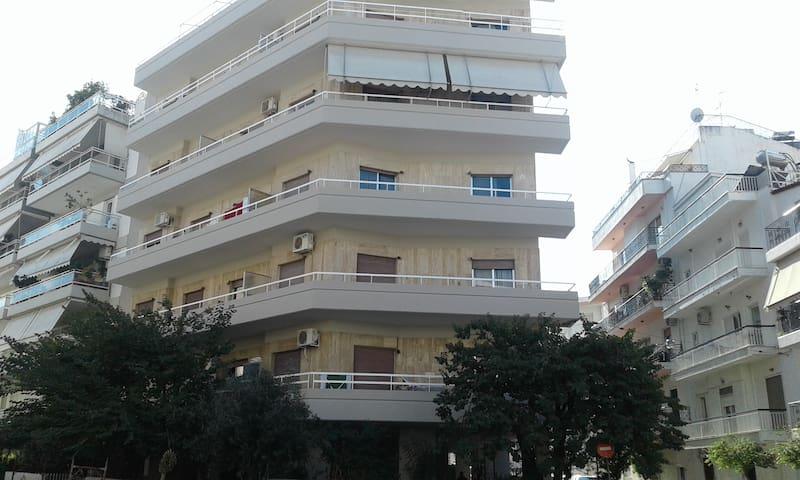 110 sqm apartment near the center of Patras