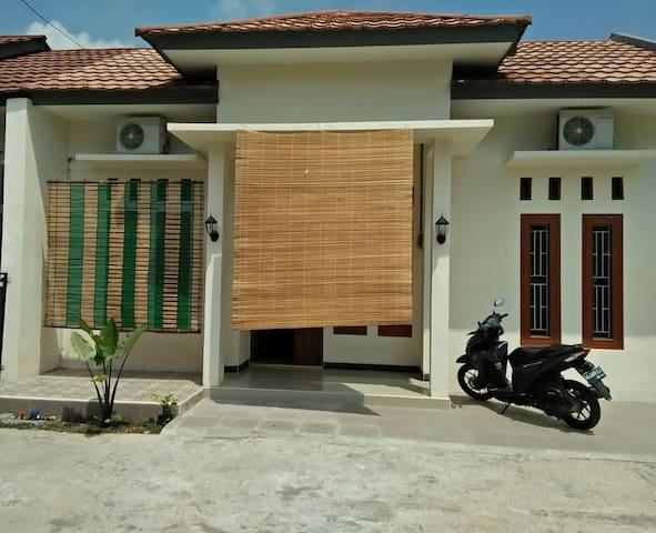 Guesthouse Callysta, rumah dan fasilitas baru