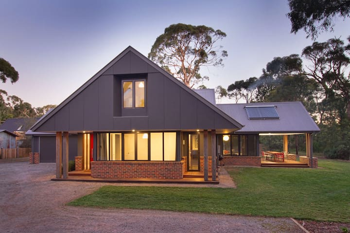 Escape to the Ranges @ the Winter Lodge