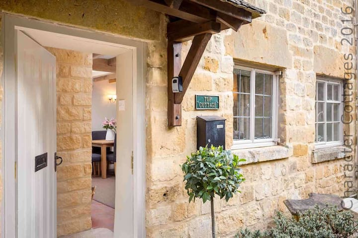 Step inside this beautiful cottage...
