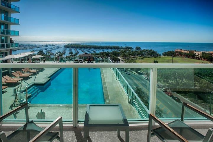 Modern Getaway W/ Wrap-Around Balcony from $279!