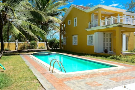 Villa de Luxe Fantasia Plage de Palmar - Quatre Cocos
