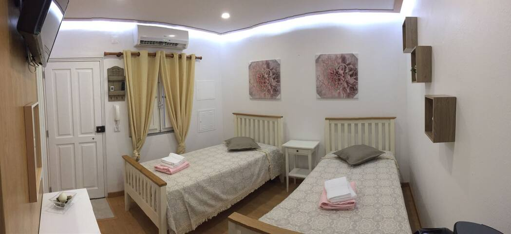 Discovery Tavira -Private Twin room D