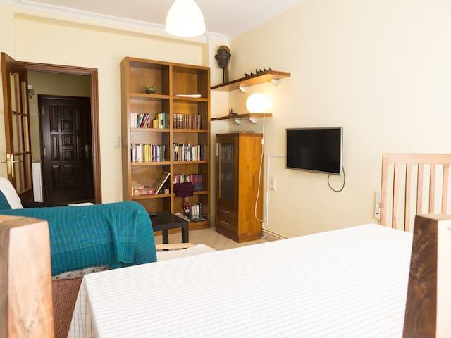 Pleasant stay in central Pontevedra - Pontevedra - Apartment