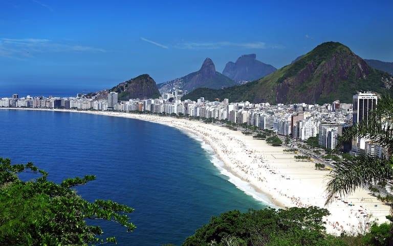 """The Best"" in Copacabana, Rio - Rio de Janeiro - Apartment"