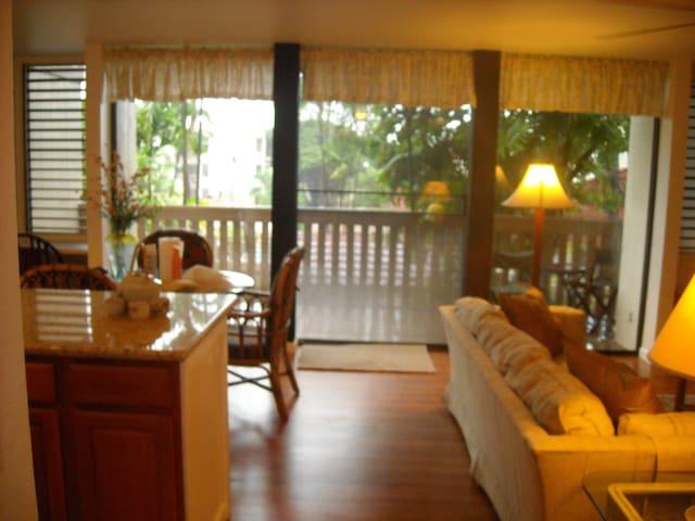Makaha Valley Plantation 2 bedroom condo