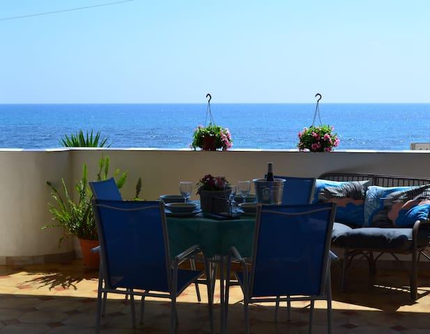 "Casa vacanze  ""DOLCE TRAMONTO"" - Ribera - Talo"