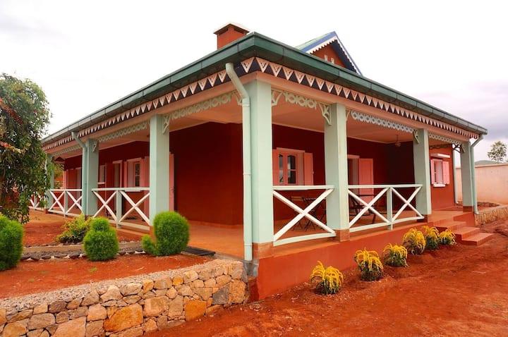 Maison d'hôtes à proximité de Tana (Lemurspark)