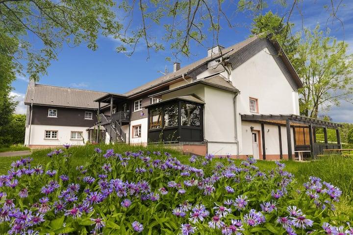 Landhaus Schnorrenberg vakantiewoning Die Linde