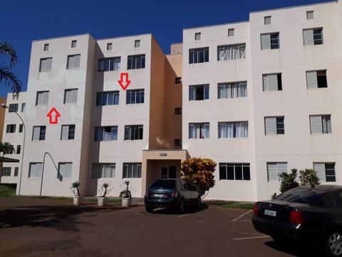 Apartamento 300m UNESP Jaboticabal