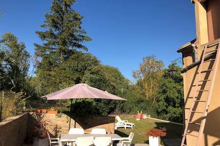 Foissy-lès-Vézelay : Petite Maison familiale