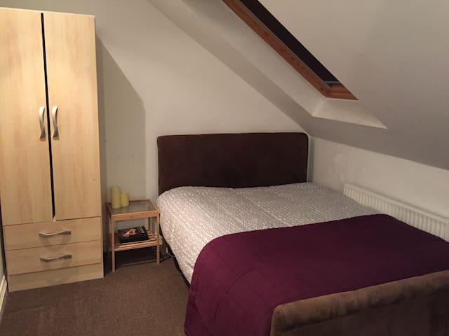Double Room close to city centre - เกทส์เฮด - อพาร์ทเมนท์