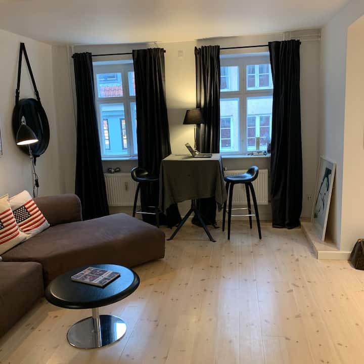 Absolut cosy city  apartment at Kongens Nytorv